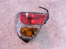 99 Honda CBR1100XX CBR 1100 XX Blackbird right side saddle bag tail light signal
