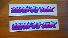 Uni-Trak Swing Arm Sticker Decal - Kawasaki KX  KMX KDX 125 250