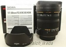 SIGMA standard zoom lens 17-50mm F2.8 EX DC OS HSM APS-C-only for Nikon Japan