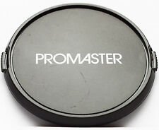 Genuine Promaster Front Lens Cap 77mm 77 mm Snap-on Japan