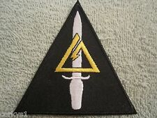 "US ARMY ""Special Forces"" Operational Detachment Delta SFODA-D Team Patch"