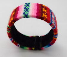 New Women's Multi-Color Fiesta Cuff Bracelet Bright Fun Colors by Crazy Train
