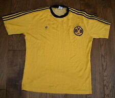 Original Borussia Dortmund Football Shirt 1982-1983  Adidas  XL