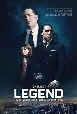 Leyenda: Movie Poster: Laminado: A4:!!! Compre 2 lleve 3 Gratis!!!