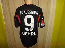 Fc Augsburg jako ascenso matchworn camiseta 10/11 +nr.9 oehrl + autografiada talla L