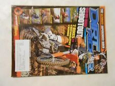 MAY 2009 DIRT RIDER MAGAZINE,450 OFF-ROAD SHOOTOUT,7 BIKES,BMW,HUSKY,HUSABERG,YA