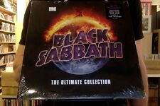 Black Sabbath The Ultimate Collection 4xLP sealed vinyl