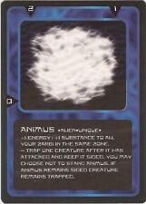 "Doctor Who MMG CCG - Character ""Animus"" Card"