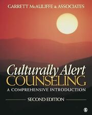 Culturally Alert Counseling : A Comprehensive Introduction (2012, Paperback)