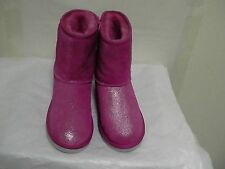 "Women's ugg boots 8"" high size 6 us in youth style # 1002495"