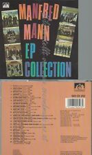 CD--MANFRED MANN--EP COLLECTION