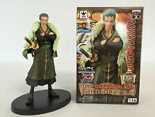 Banpresto One Piece Roronoa Zoro Figure The Grandline Men 15th Edition vol.5