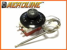 AeroLine Capillary Thermostat Cooling Radiator Fan Control Switch 0-120 Degrees