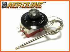 AeroLine Capillary Thermostat Cooling Radiator Fan Control Unit Switch UNIVERSAL