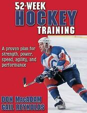 52 Week Hockey Training Human Kinetics Drills Workouts Conditioning Strength