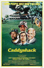24X36Inch Art CADDYSHACK Movie Poster 1980 Bill Murray Chevy Chase P08