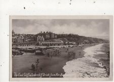 The East Cliff & Undercliff Drive From Pier Bournemouth 1908 RP Postcard 841a