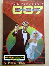 Ian Fleming's JAMES BOND 007 #2 PERMISSION TO DIE Eclipse Comics 1990 boarded