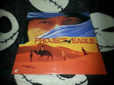 Project Eagle Laserdisc LD Jackie Chan Japanese Armour of God 2 Operation Condo