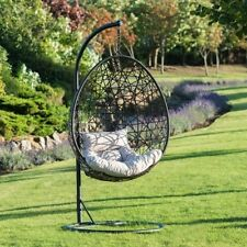 New Venice Hanging Egg Chair With cushion included