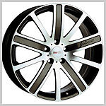 "18"" ANZ FIVE + FIVE  ALLOY WHEELS AND TYRES FIT BMW HOLDEN COMMODORE 5x120"