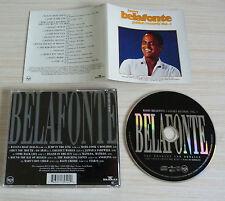 CD ALBUM BEST OF GOLDEN RECORDS VOL 1 HARRY BELAFONTE 14 TITRES 1993