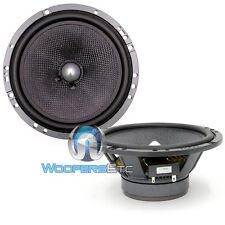 "FOCAL 6A1 6.5"" 120W RMS CAR AUDIO COMPONENT MIDWOOFERS SPEAKERS NO GRILLS NEW"