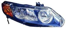 New Honda Civic Sedan 2006 2007 2008 right passenger headlight