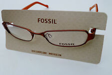 FOSSIL BRILLENGESTELL DE SOTO BROWN OF1221200