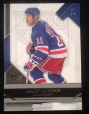 08-09 UD SP GAME USED BASE CARD #66 MARK MESSIER!