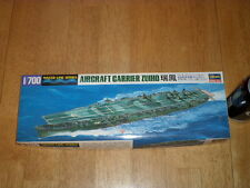 "WW#2, JAPAN AIRCRAFT CARRIER "" ZUIHO "", HASEGAWA Plastic Model Kit, Scale 1/700"