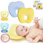Baby Head Rest Support Pillow Memory Foam Prevent Flat Head Plagiocephaly Q2