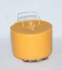 1 Bath & Body Works PINEAPPLE MANGO BROKEN 3-Wick Filled Candle 14.5 oz