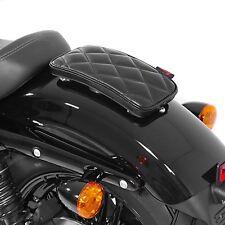Sozius Saugnapf Sitz-Pad für Harley XR 1200 X (XR-1200 X) Notsitz Diamond sw