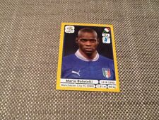 #335 Mario Balotelli Italy Panini Euro 2012 PLATINUM EDITION sticker Man City