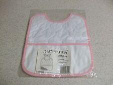 Baby Wares Pocket Bib Cross Stitch by Janlynn