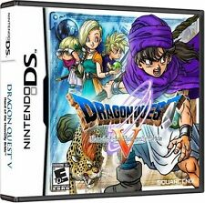 Dragon Quest V: Hand of the Heavenly Bride by Square Enix