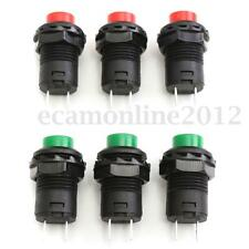 5Pcs 12V On/Off Scatto Interruttore Pulsante Blocco Switch Per Cruscotto barca