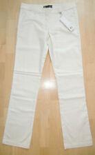 ADIDAS Damenhose SLVR Beige Weiß Gr. L W34 L34 *NEU*mit Etikett*