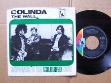 Hapshash & the cloloured Coat, Colinda/The Wall Single G (-)/VG + LIBERTY Rec GERMANY