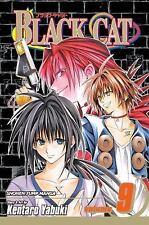 Black Cat, Vol. 9 by Kentaro Yabuki (2007, Paperback) Anime Manga