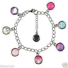 Kimmidoll Junior Abi Bracelet Icon Charm Girl`s Birthday Gift Set + free bag