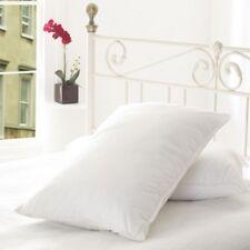 COPPIA di Lusso 100% Ungheresi GOOSE DOWN qualità HOTEL pillows-hebdon