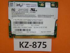 HP Compaq nx4300 Series Wireless LAN Card #KZ-876