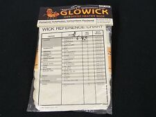 GLOWICK KEROSENE HEATER WICK FITS ALADDIN RADIANT KING SHARP GW 400