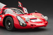 Exoto 1967 Porsche 910 TDF / Tour De France No. 183 / Scale 1:18 / #MTB00063A