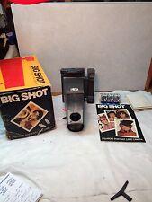 Polaroid Big Shot Camera