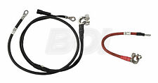 1987-1993 Mustang GT LX 5.0 Genuine Ford Positive & Ground Battery Cables