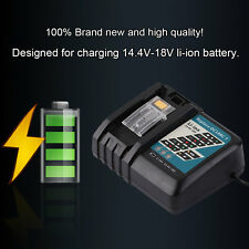 14.4V-18V Replacement Power Tool Battery Charger Li-ion Charger For MAKITA B9