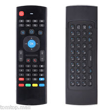 MXIII 2.4G Wireless Remote Control Keyboard Air Mouse for Android TV box Mini PC